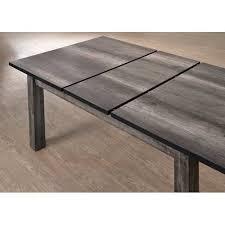loon peak extendable dining table loon peak calliope extendable dining table walmart com