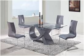 white dining room set contemporary extendable dining room sets best of broderick shiny