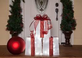 diy lighted presents lights etc