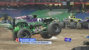 monster truck show indianapolis monster jam returns to indy wish tv