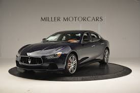 maserati ghibli black 2017 maserati ghibli s q4 stock m1681 for sale near greenwich