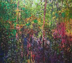 deep forest reflection u2014 chris roberts