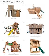 Amazon Backyard Playsets by Backyards Superb Building Our Backyard Castle With Wood