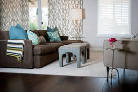 Pillows For Brown Sofa by Photo Page Hgtv