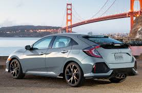 honda civic coupe 2017 2017 honda civic hatchback sport and sport touring the daily drive