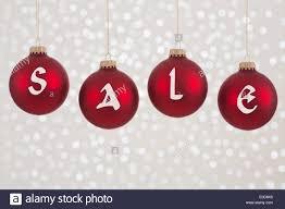 christmas ornaments sale sale sign on christmas ornaments stock photo 69133657 alamy