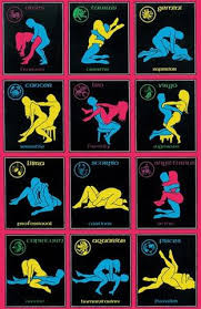 zodiac posters blacklight posters nevermind gallery