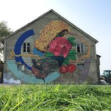 Barn Murals June 2015 Anthony Alvarado