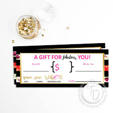 Free Blank Gift Certificate Templates Free Downloadable Gift Certificate Templates Gift Certificate