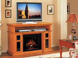 best electric fireplace entertainment center home depot home