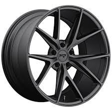 matte black jeep 2016 niche focus st focus rs misano wheel 18