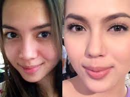 pinay celebrities without make up 10