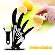 must have kitchen knives deik ceramic knives ultra sharp kitchen ceramic cutlery knife set