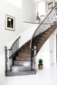 Wrought Iron Stair by Best 25 Iron Spindles Ideas On Pinterest Hardwood Stairs