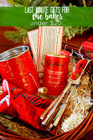 last minute gift baskets same last minute gifts for the baker 20 s easy entertaining