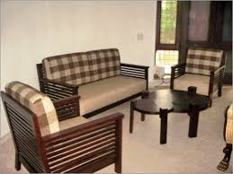 Latest Modern Sofa Designs Make Your Living Room More Perfect - Wooden sofa designs for drawing room