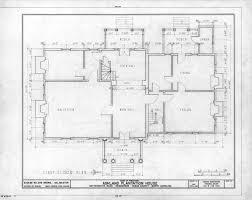 antebellum floor plans antebellum home plans rosedown plantation floor plan google search