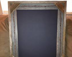 Picture Frames Made From Old Barn Wood Barbwire Etsy