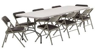 rent chairs and tables all american rentals