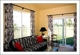 Insulated Kitchen Curtains by Thermal Grommet Patio Door Curtains Grommet Top Insulated Patio