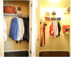 Recommendation Ideas For Organizing A Closet Roselawnlutheran Emejing Bedroom Closet Depth Images Dallasgainfo Com