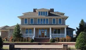 craftsman 2 story house plans plan 5496lk impressive 2 story craftsman house plan craftsman