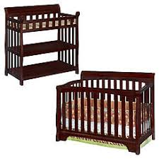 Changing Table And Crib Baby Cribs Sears