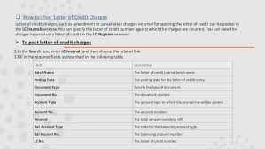 Letter Of Credit Validity letter of credit