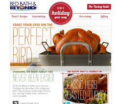 5 strategies for capturing the thanksgiving market with your email