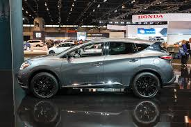 nissan murano near me nissan brings special midnight edition package to six models