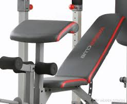 Weider Pro Bench Home Gyms