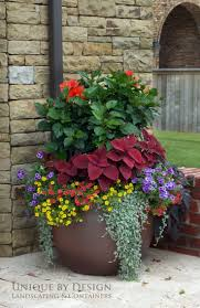Winter Container Garden Ideas Tremendeous Large Container Gardening Of Best 25 Flower Pots Ideas