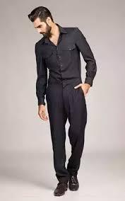mens black jumpsuit blue s jumpsuit pinteres