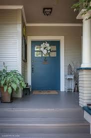 Navy Blue Front Door 60 Best Front Door Images On Pinterest Front Door Colors Doors