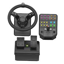 volante per xbox one logitech g saitek farm sim controller fr informatique