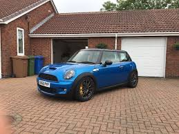 2010 mini cooper s modified 275bhp 315ft track car low mileage jcw