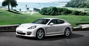 Porsche Panamera All White - car picker white porsche panamera