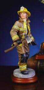 firefighter figurines 34 best firefighter graduation gifts images on college