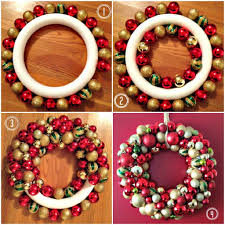 christmas wreaths to make a glimpse of the gouglers saw it pinned it did it ornament