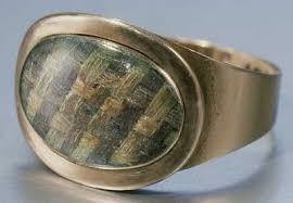 mourning ring mourning rings the hairpin