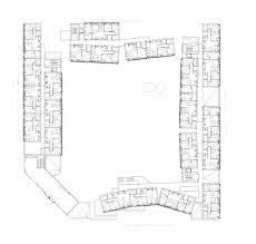 H2o Residences Floor Plan by Gallery Of Barajas Social Housing Blocks Embt 24 Social Housing