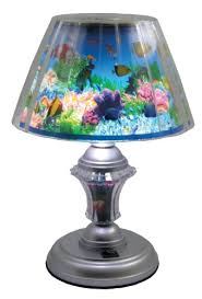 Fish Tank Desk by Low Price Aquarium Desk Lamp Fish Rotating Ocean Scene Desktop