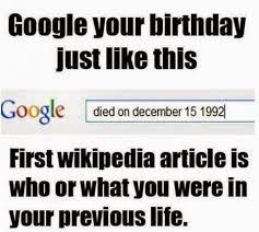 December Birthday Meme - 22 meme internet google your birthday just like this died on
