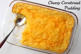 cheesy cornbread pudding recipe smashed peas carrots