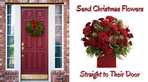 christmas flower arrangements tis the season for delivering festive christmas floral arrangements