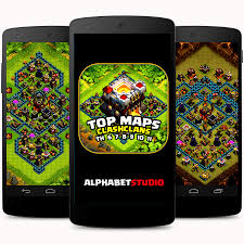 Clash Of Clans Maps Top Maps Clash Clans 2017 App Ranking And Store Data App Annie