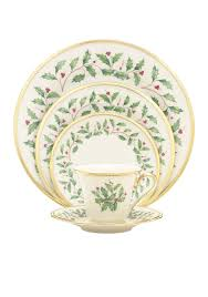 lenox holiday dinnerware belk