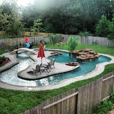 My Own Backyard My Own Lil Lazy River I Would So Love To Have This So