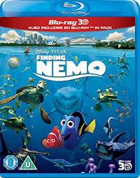 finding nemo blu ray 3d blu ray region free import amazon ca dvd