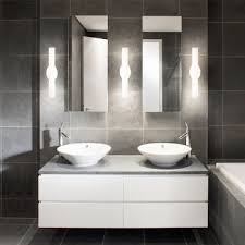 modern bathroom lighting ideas modern bathroom lighting custom designer bathroom lights home